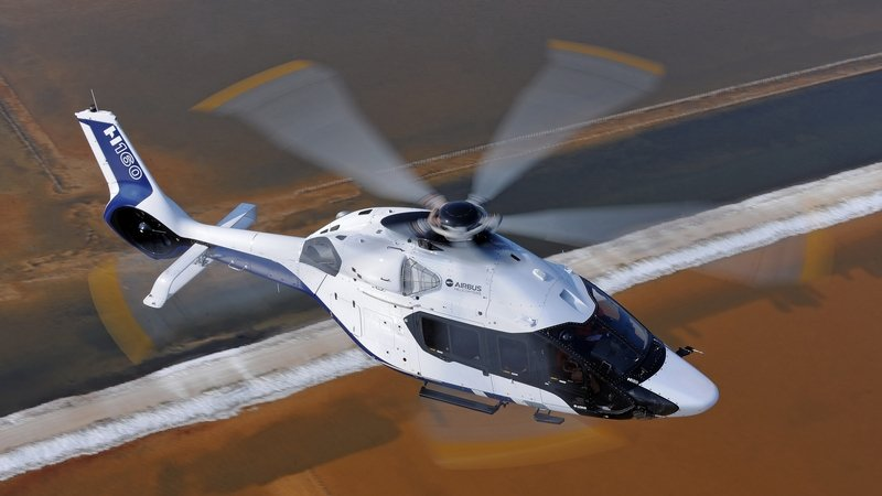 Peugeot Design Lab Reveals Airbus Helicopter
