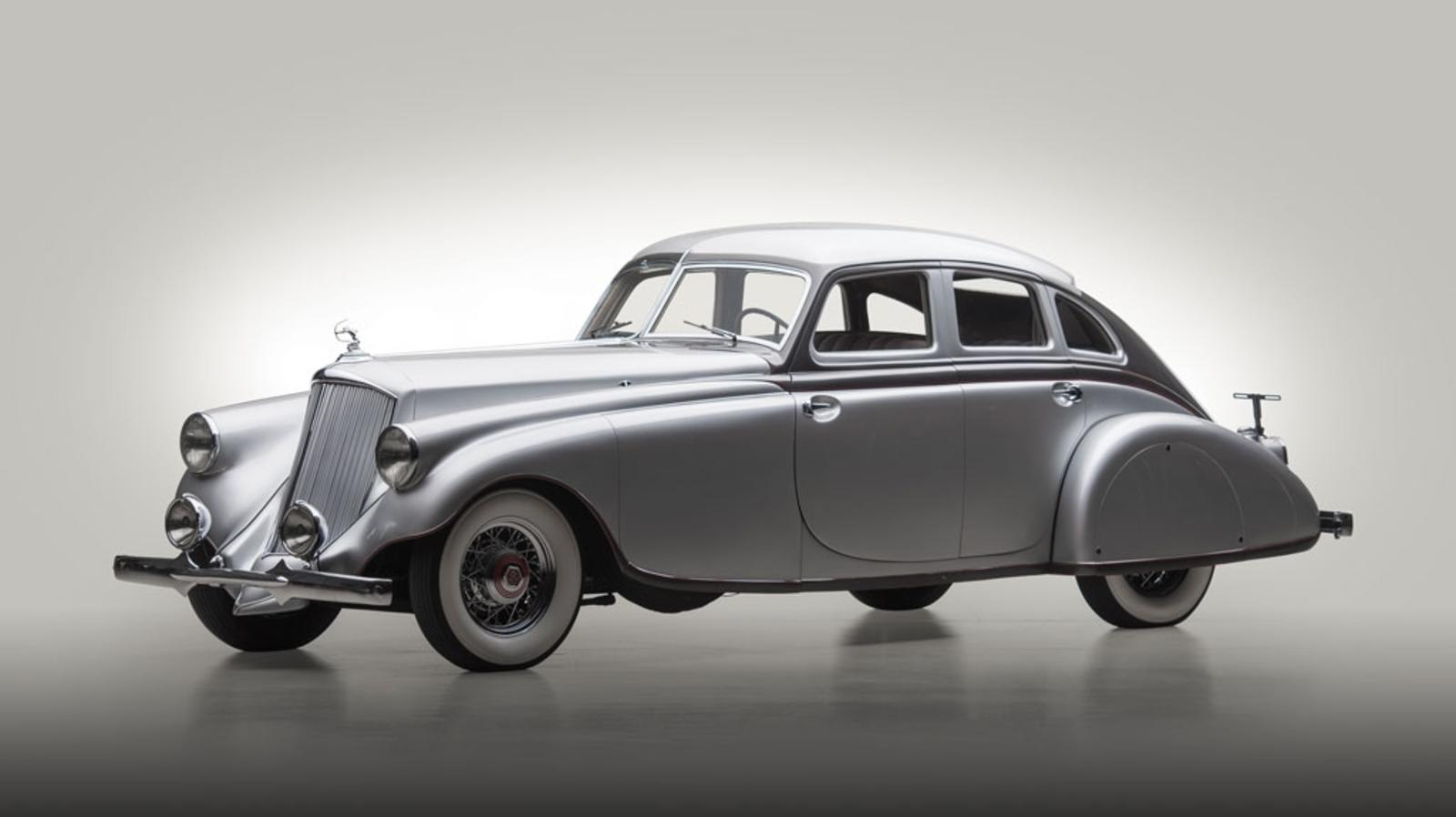Who Makes Cadillac >> 1933 Pierce-Arrow Silver Arrow Review - Top Speed