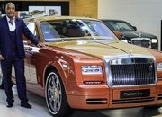 2015 Rolls Royce Phantom Coupe Tiger Edition - image 655427