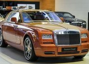 2015 Rolls Royce Phantom Coupe Tiger Edition - image 655425