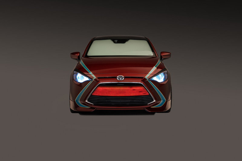 2016 Scion iA By Skybound Entertainment