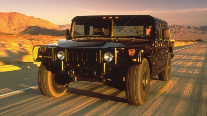 Top 5 Civilian Vehicles Originally Designed For Military Use