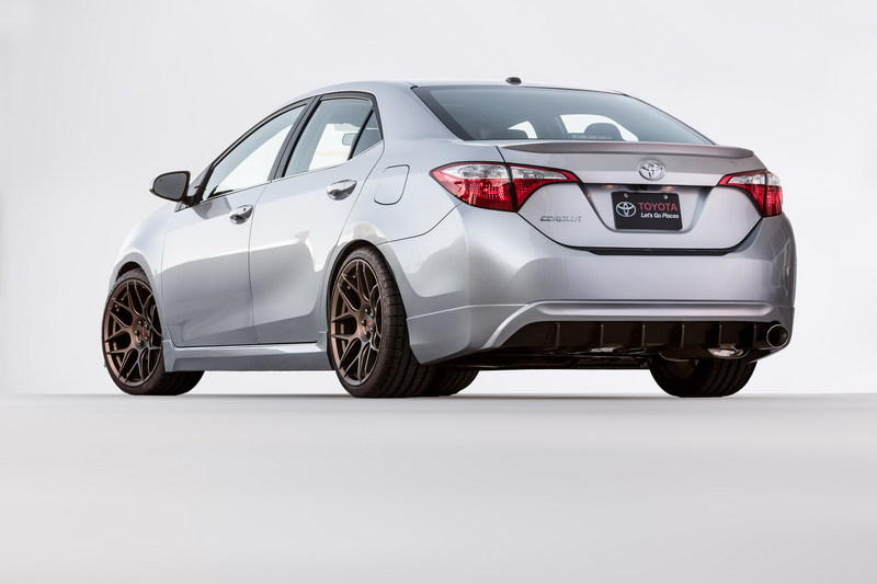 2015 Toyota TRD Corolla SEMA Edition High Resolution Exterior - image 654216