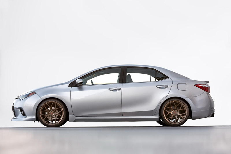 2015 Toyota TRD Corolla SEMA Edition High Resolution Exterior - image 654217