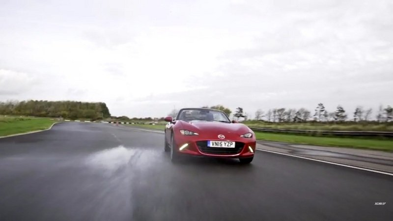 XCAR Reviews The 2016 Mazda MX-5: Video