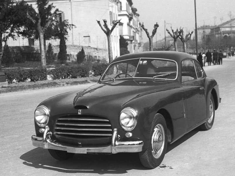 1948 - 1950 Ferrari 166 Inter High Resolution Exterior - image 660132