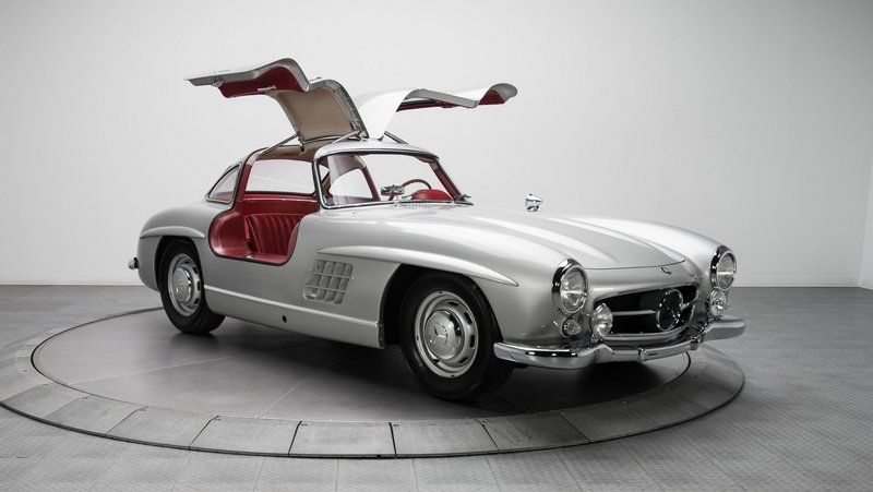 1954 Mercedes-Benz 300 SL Sold For $1.9 Million