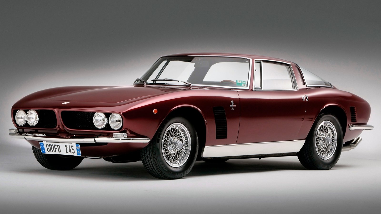 1963 1975 Iso Grifo Picture 658799 Car Review Top