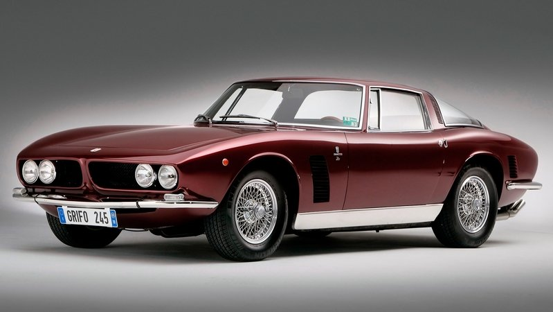 1963 - 1975 Iso Grifo