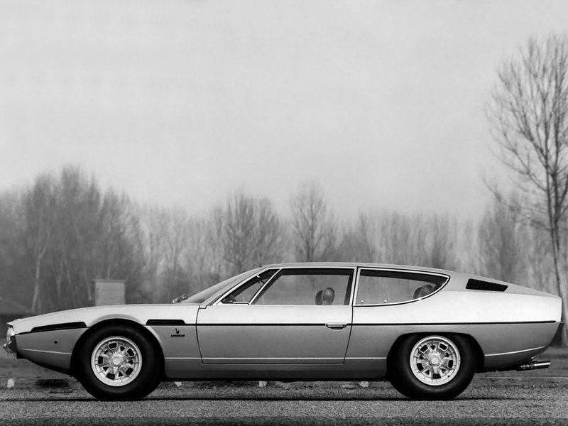 1968 - 1978 Lamborghini Espada High Resolution Exterior - image 658421