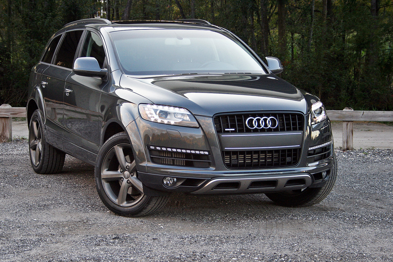 2015 audi q7 driven picture 658472 car review top speed. Black Bedroom Furniture Sets. Home Design Ideas