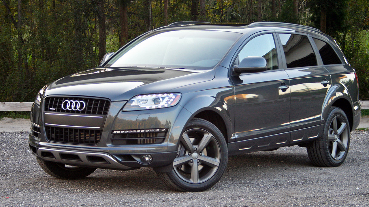 2015 Audi Q7 - Driven - Picture 658465 | car review @ Top Speed Audi Q7