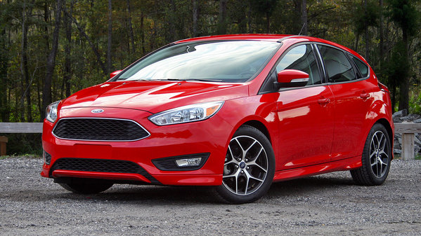 2015 Ford Focus Hatchback Driven Car Review Top Speed