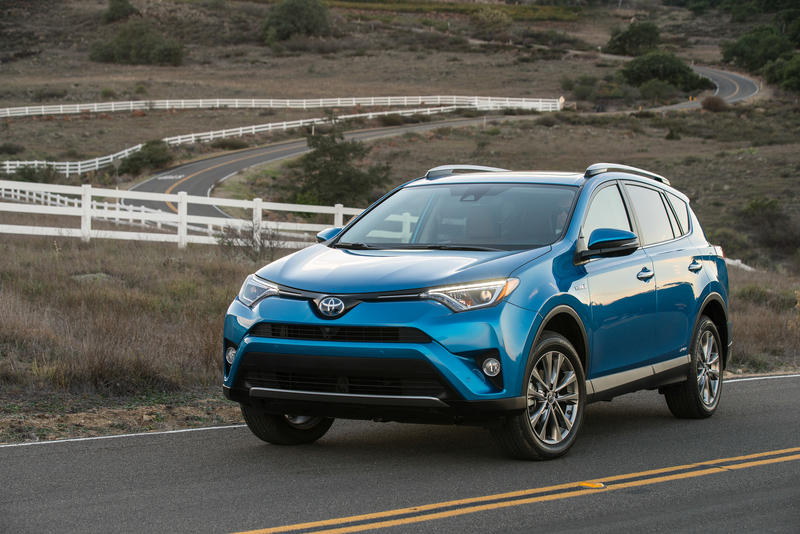 2016 Toyota RAV4 – Driving Impression And Review