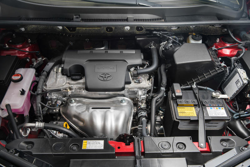 2016 Toyota RAV4 – Driving Impression And Review - image 659035