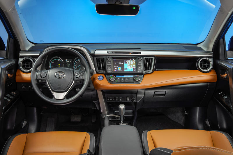 2016 Toyota RAV4 – Driving Impression And Review - image 659056