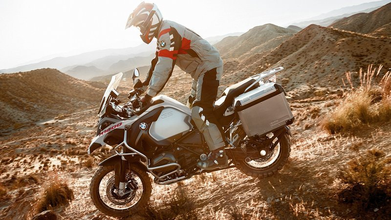 2016 BMW R 1200 GS / R 1200 GS Adventure