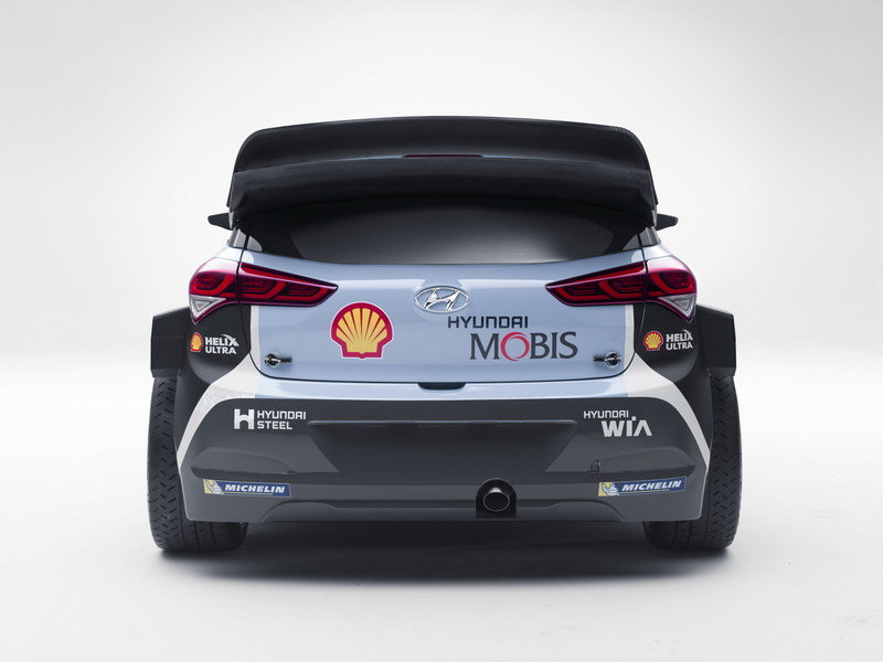 2016 Hyundai i20 WRC High Resolution Exterior - image 659326