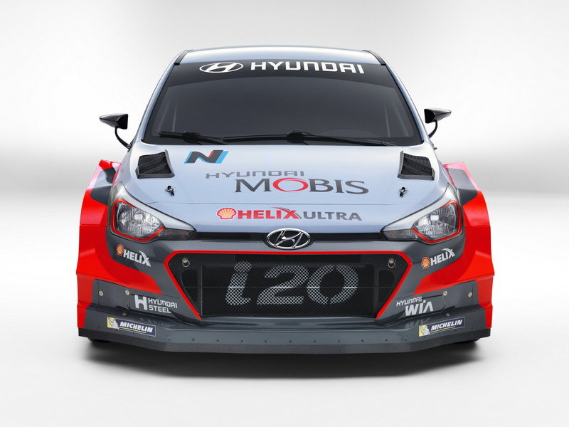 2016 Hyundai i20 WRC High Resolution Exterior - image 659327