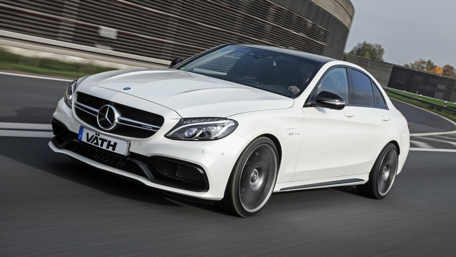 2016 mercedes amg c 63 by vath pictures photos wallpapers top speed. Black Bedroom Furniture Sets. Home Design Ideas