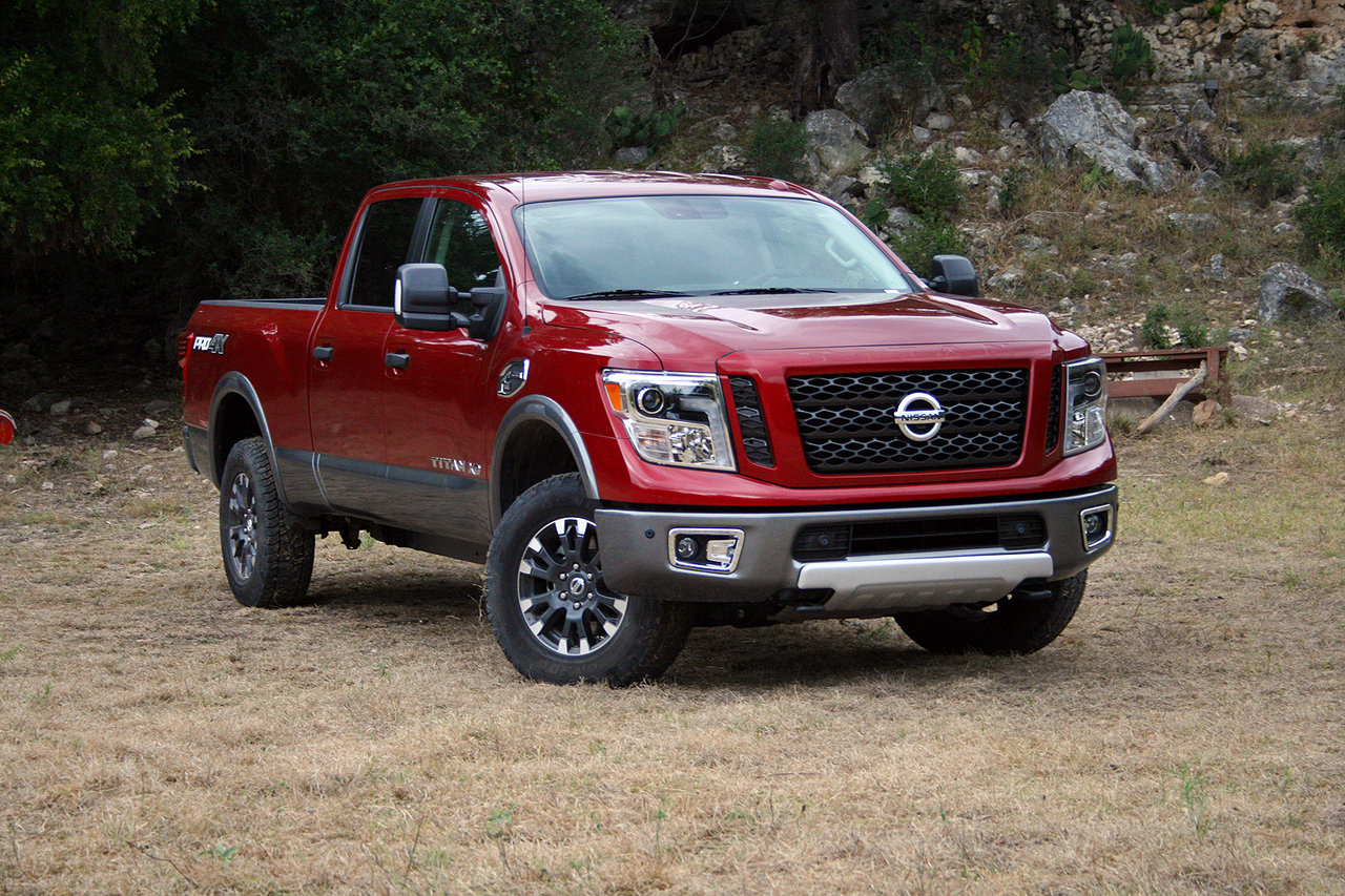Amazing 2016 Nissan Titan XD  Driven  Picture 659452  Truck