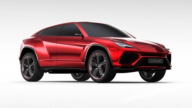 Being The First Turbocharged Lambo Is Not The Only Historic Thing About The Lamborghini Urus