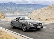 Wallpaper of the Day: 2017 Mercedes-Benz SLC Roadster - image 659831