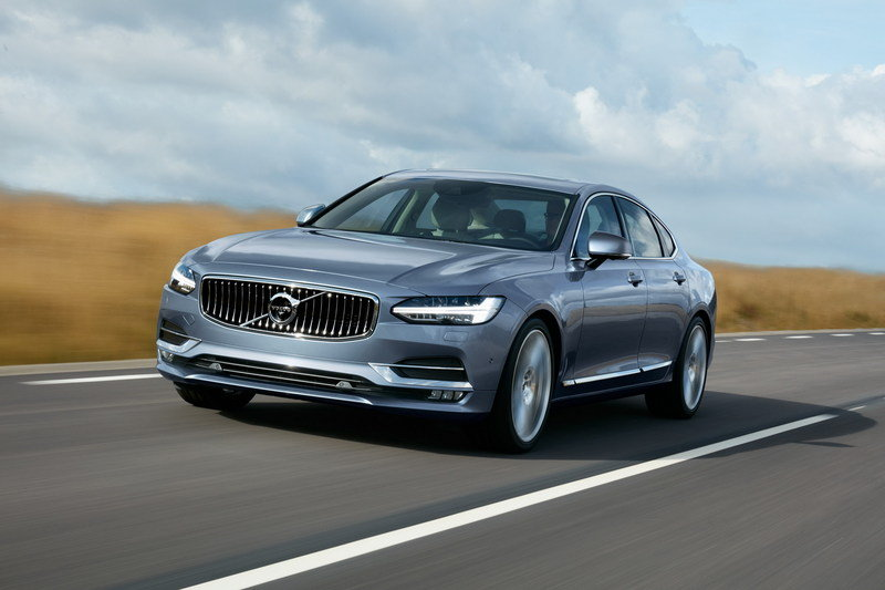 2017 Volvo S90 High Resolution Exterior Wallpaper quality - image 658241