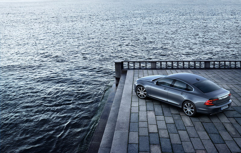 2017 Volvo S90 High Resolution Exterior Wallpaper quality - image 658325