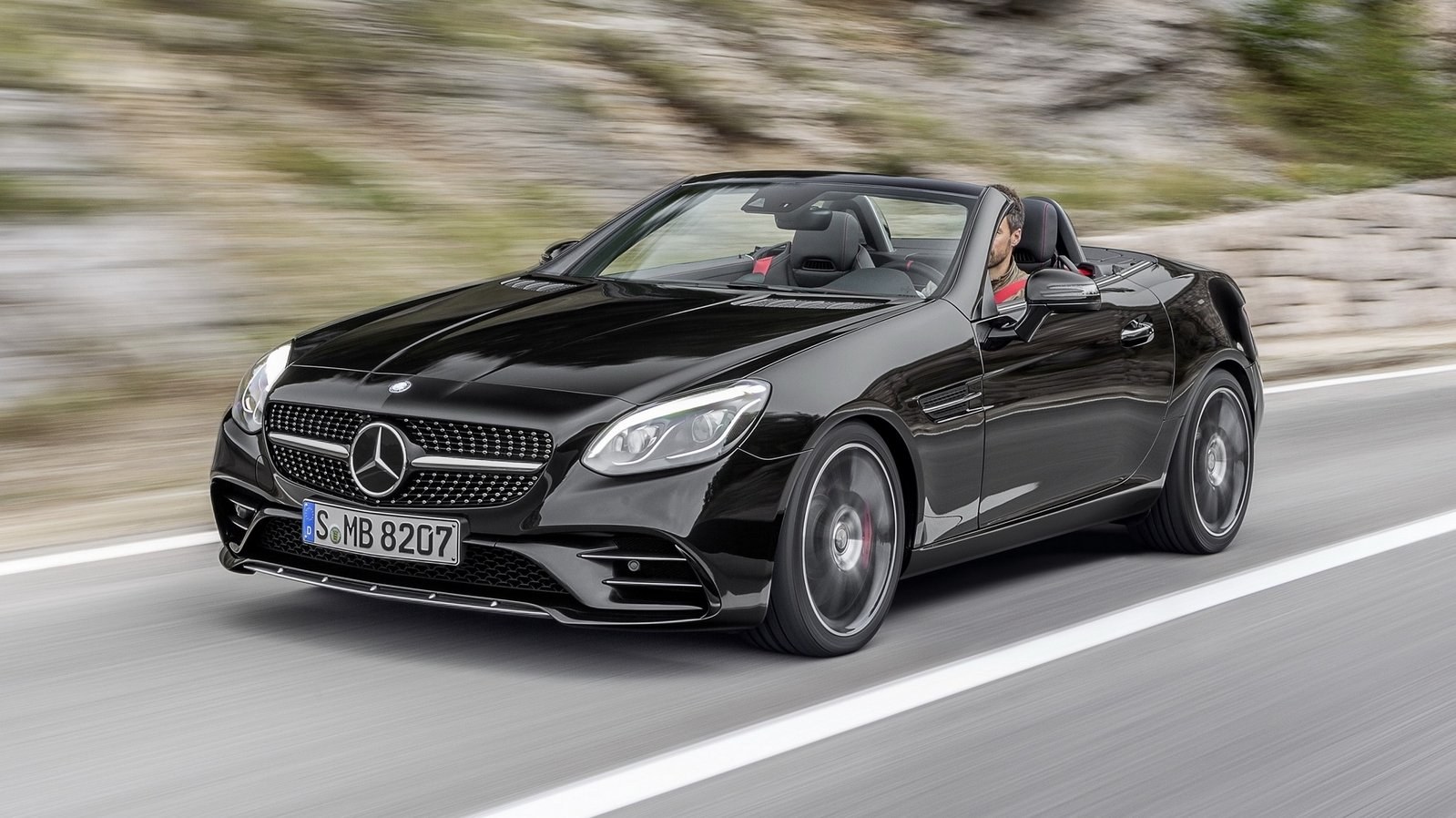 2017 mercedes amg slc43 top speed. Black Bedroom Furniture Sets. Home Design Ideas