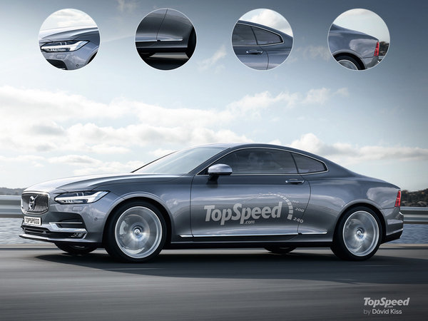 2020 Volvo S90 Coupe - Picture 659517 | car review @ Top Speed