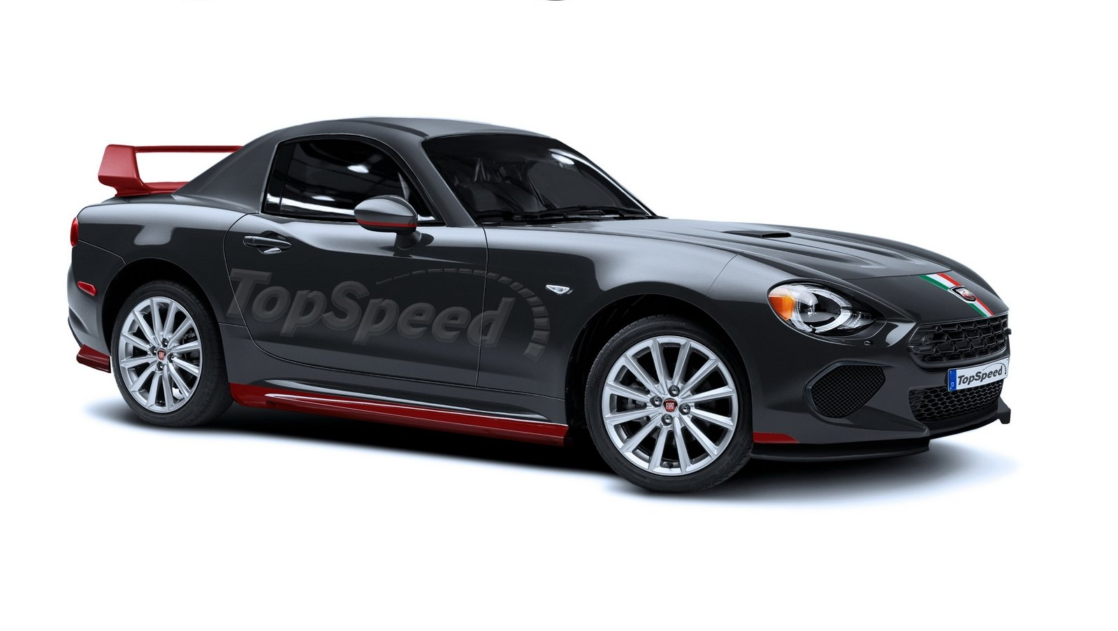 2019 Abarth 124 Coupe Picture 660079 Car Review Top