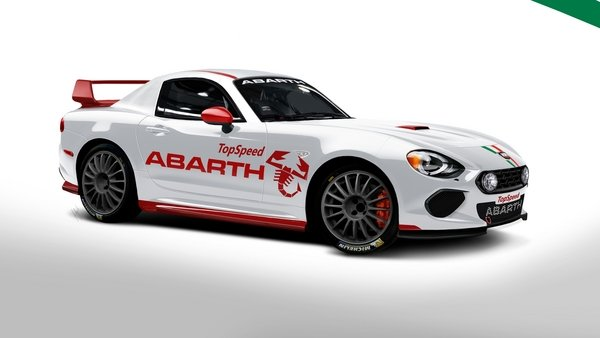 2018 abarth 124 wrc review top speed. Black Bedroom Furniture Sets. Home Design Ideas
