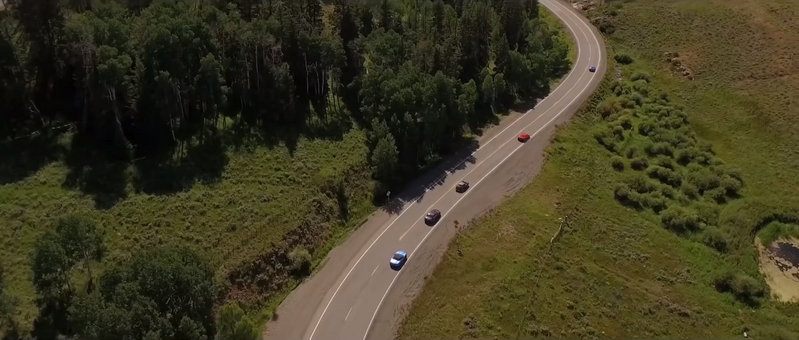 Adventure Drives Showcases The Best Roads In The West: Video
