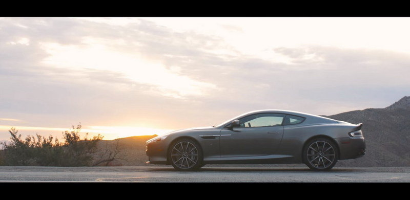 An On-The-Road Look At The Aston Martin DB9 GT: Video