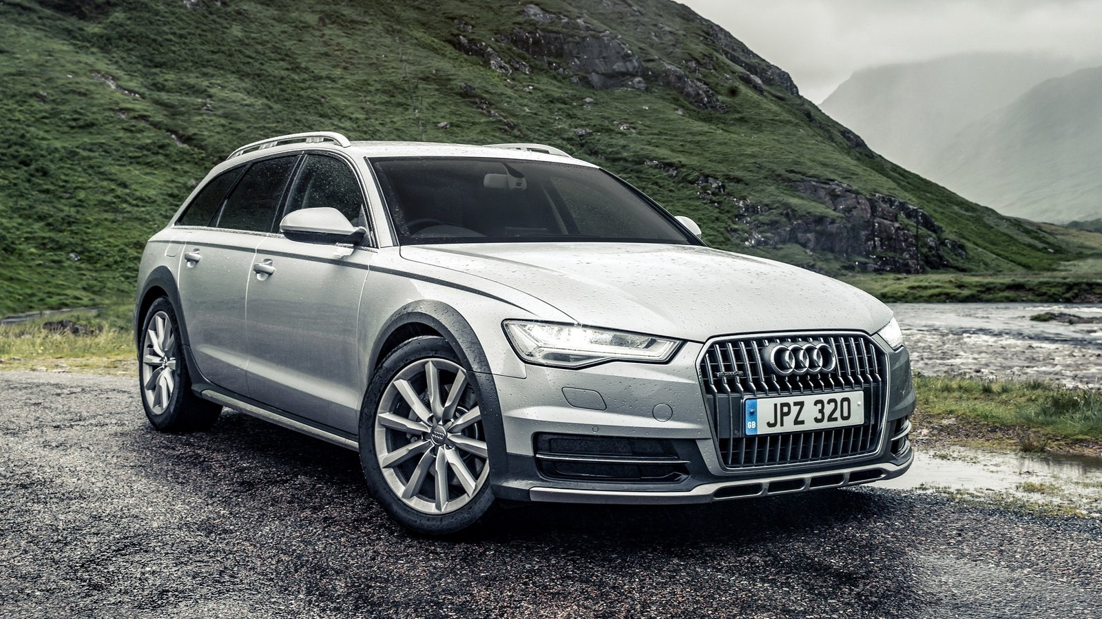 2016 audi a6 allroad quattro sport review top speed sciox Gallery