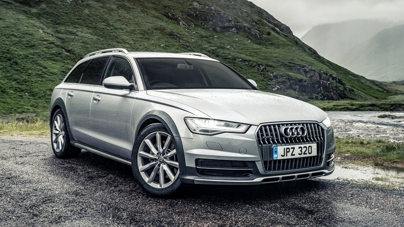 2016 Audi A6 Allroad Quattro Sport High Resolution Exterior - image 658557