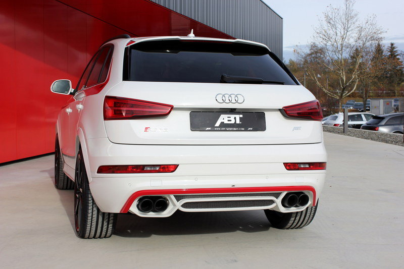 2016 Audi RS Q3 By ABT Sportsline