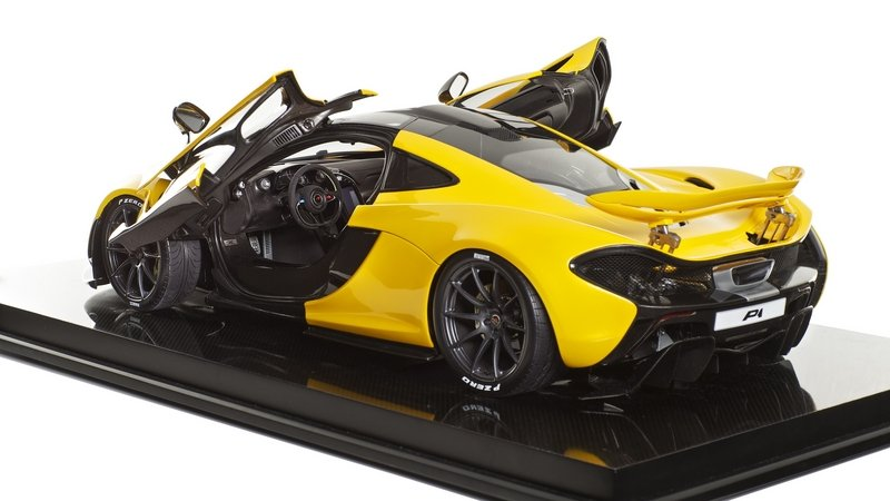 Automotive Christmas Gifts: The McLaren P1s You Can Actually Afford