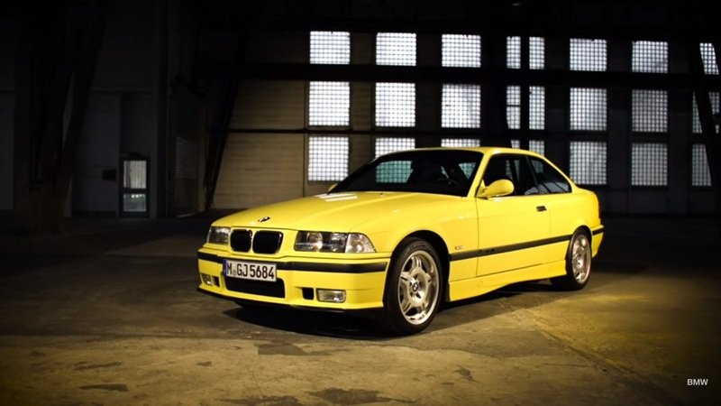 BMW Details The Second Generation M3: Video