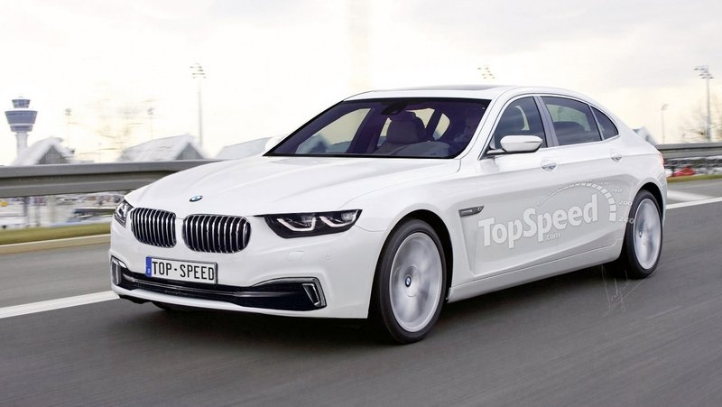 BMW Poised To Add 9 Series And I6 Models To Lineup By 2020