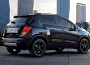 2016 Chevrolet Trax Midnight Edition - image 660271