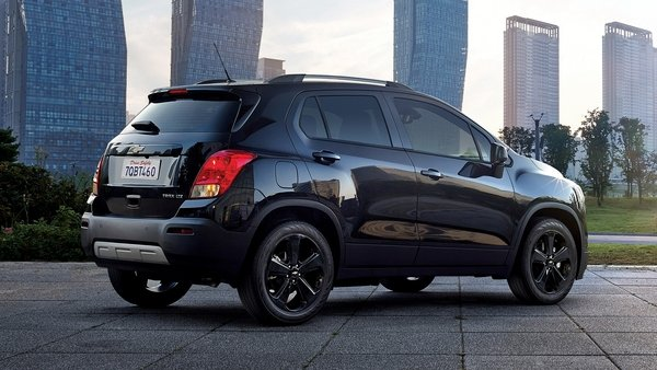 2016 Chevrolet Trax Midnight Edition Review - Top Speed