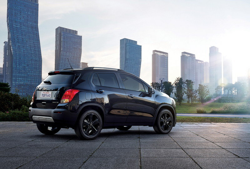 2016 Chevrolet Trax Midnight Edition