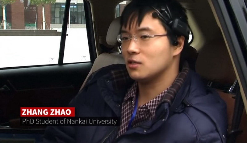 China Developing Mind-Controlled Driving Technology