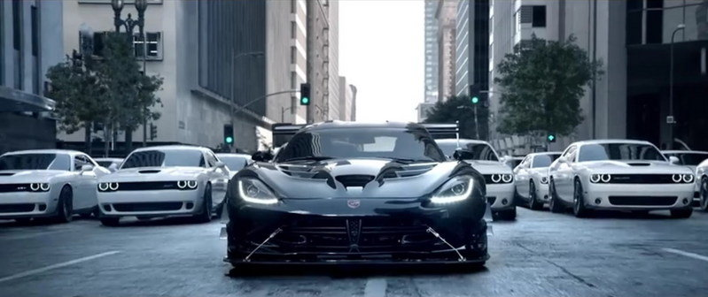 Chrysler Launches Cool Star Wars Commercials: Video