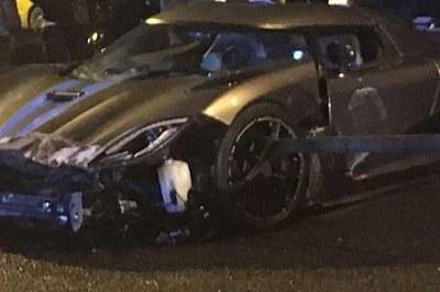 Drunk Man Crashes Koenigsegg Agera R; Likely Breaks Record for Costliest DUI Crash