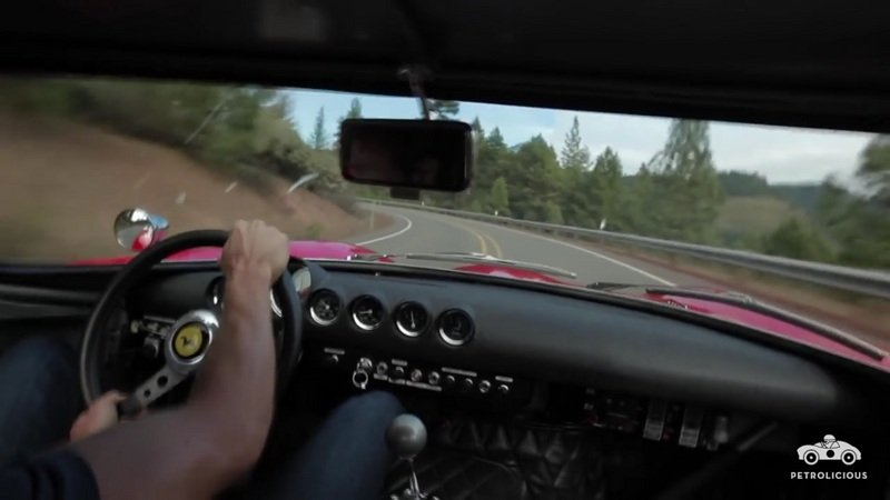Ferrari 250 GTO Unleashed on the Road: Video