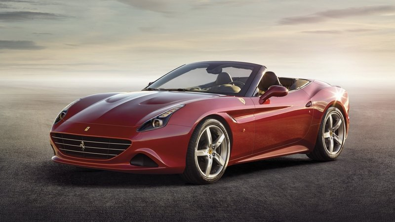 Ferrari Recalls 2016 California T For Fire Risk