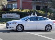Ford Begins Testing Autonomous Vehicles On California Roads - image 659950